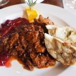 ブラチスラバ城の麓にある隠れ家レストランModrá Hviezda  #おいしいブラチスラバ