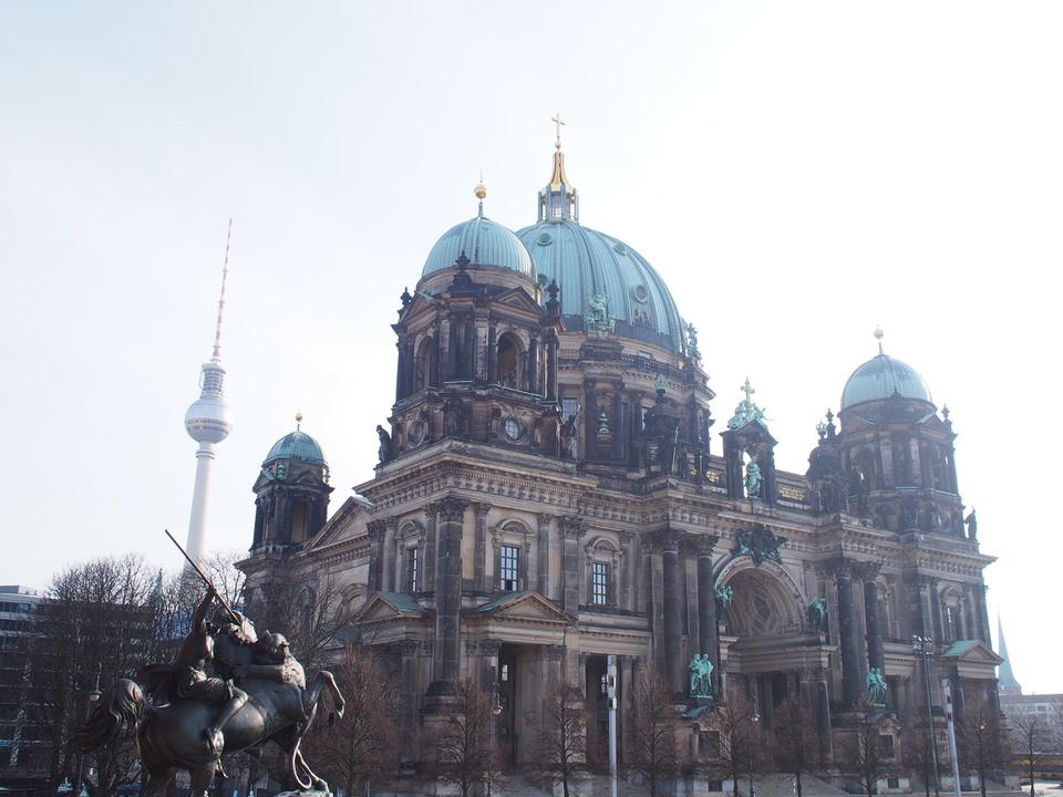 滞在期間別!ベルリン市内の博物...