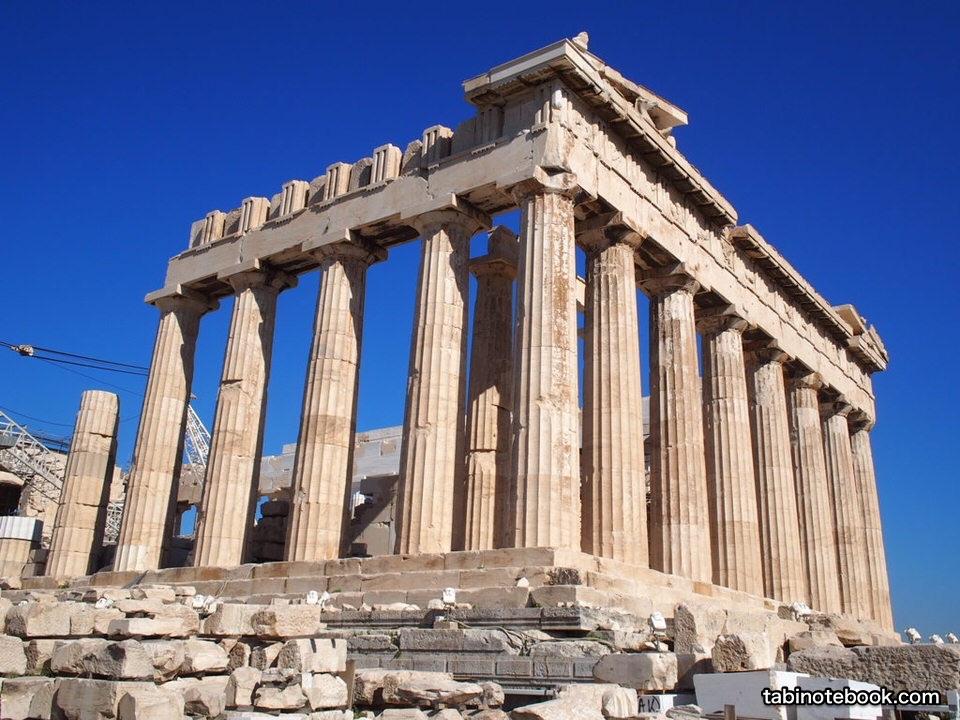 アテネ観光